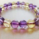 宝石のアメトリンの意味やアメシストとの相性やパワーストーン効果